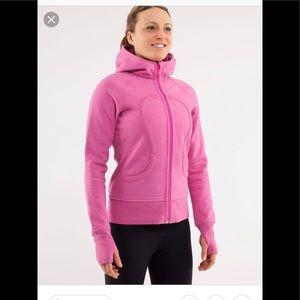 Lululemon women's scuba hoodie jacket - Sz 2